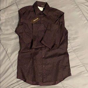 Michael Kors Dress Shirt Brand New size Medium